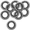 "10 Pack of 3/8"" Banjo Bolt Sealing Washers - Rubber Coated - Replaces 41731-88"