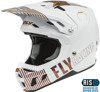 Youth Formula CC Primary L.E. Motorcycle Helmet White / Copper Youth Large
