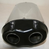 07-08 Kawasaki ZX6R Jardine RT1 Dual Outlet Stainless Steel Slip On Exhaust - RT1 Slip On Exhaust