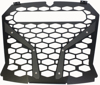 "Front Grill Black for 10"" Light - For 18-19 RZR XP"