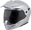 EXO-AT950 Modular Solid Motorcycle Helmet Hypersilver 3X-Large