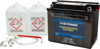 12V Heavy Duty Battery w/Acid Pack - Replaces YB16-B