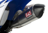 Enduro RS4 Aluminum Stainless Steel Full Exhaust - 12-15 Yamaha WR450F