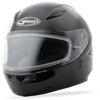 Youth GM-49Y Full-Face Snow Helmet Black Y-Small