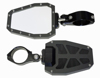 Side Mirror Blue Bezel PR 1.75""