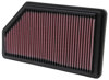 Replacement Air Filter - ACURA MDX 3.5L V6 01-06; HONDA PILOT 3.5L V6 03-08