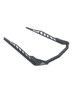 Custom Aluminum Rear Bumper Flat Black - For 17-19 Ski Doo