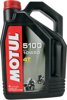5100 SYNTHETIC BLEND MOTOR OIL - OIL 5100 10W50 4TBLEND 4L
