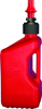 Gas Can Red W/Red Tip 5Gal Carb Compliant