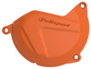 Clutch Cover Protector Orange - For 13-16 KTM 450/500