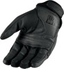 Superduty 2 Leather Short Cuff Gloves - Icon Black Men's 2X-Large