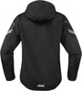 PDX 2 Textile Rain Relaxed Fit Jacket - Black Women's 2X-Large