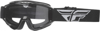 Focus Goggle Black W/ Clear Lens