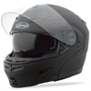 GM-54S Modular Motorcycle Helmet Matte Black Small