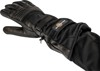 12V Heated Gauntlet Gloves Black Large