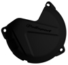 Clutch Cover Protector Black - For 13-17 KTM 250/300