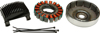 Alternator Kit - For 12-17 Harley-Davidson Dyna