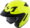 EXO-CT220 Open-Face Solid Motorcycle Helmet Neon 3X-Large