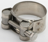 Stainless Exhaust Clamp 36mm-39mm
