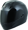 EXO-R320 Full-Face Solid Motorcycle Helmet Solid Black Small