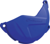 Clutch Cover Protector Blue - For 11-18 Yamaha WR/YZ 450