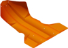 Float Plate Orange - For 11-16 Polaris