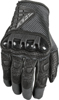 Coolpro Force Riding Gloves Gun/Black Large