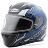 Ff-49 Full-Face Sektor Snow Helmet Blue/White/Black Xs