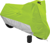 Deluxe All Season Cycle Cover Hi-Vis Yellow 2X-Large