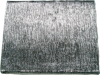 "Aluminized Exhaust Heat Barrier 1.5""X3 6"" Adhesive"