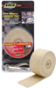Exhaust Pipe Wrap & Locking Ties (Tan)