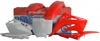 Plastic Kit OE Red - For 03-07 Honda CR85R /Expert