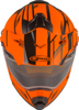 AT-21S Adventure Epic Snow Helmet Neon Orange/Black X-Large