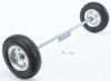 Mototrainer Training Wheels (Hard Rubber) - Suzuki DRZ70