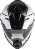 AT-21 Adventure Raley Helmet Black/White X-Small