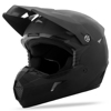 Youth MX-46Y Off-Road MX Helmet Matte Black Y-Large