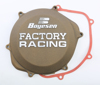 Factory Racing Clutch Cover Magnesium - For 02-09 Honda 450 CRF/TRX