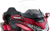 "Windshield Wraparound +2"" Clear - For 2018 GL1800 GoldWing"