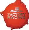 Factory Racing Clutch Cover Orange - For 06-17 KTM Husqv 85/105
