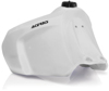 Large Capacity Fuel Tank White 6.6 gal - DR650