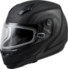 MD-04S Docket Modular Snow Helmet Dark Silver/Black Medium