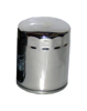 Oil Filter Chrome - For 90-18 H-D Tour Dyna Soft Buell X/S/M