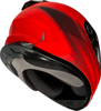 Youth GM-49Y Deflect Full-Face Helmet Red/Black Y-Small