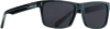 Blindside Sunglasses Shiny Black W/Smoke Lens