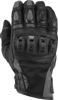 Brawler Riding Gloves Gunmetal 2XL