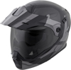 EXO-AT950 Modular Neocon Motorcycle Helmet Silver 3X-Large