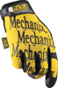 Logo Work Gloves Yellow Size X-Large / 11