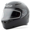 Ff-49 Full-Face Snow Helmet Black Md
