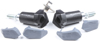 Frame Sliders R12 - For 08-11 Honda CBR1000RR