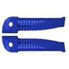 Blue Stock Style Front Foot Pegs - Suzuki Hayabusa B-King Models